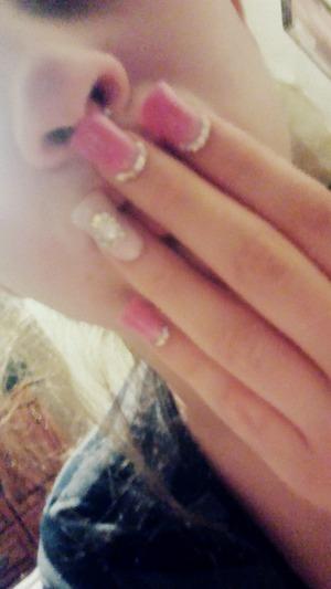 my nails. ;)