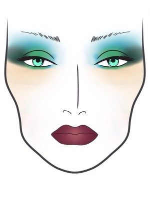 #greenjungle #glamzy #donebyme #makeup #artistry