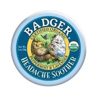 Badger Headache Soother