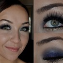 Stars In The Night Sky Makeup