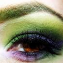 The hulk eye