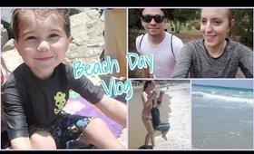 BEACH VLOG!  | ASHLEY ENGLES