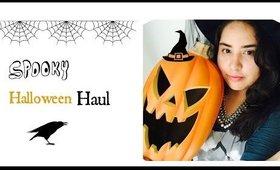 Sweet Susy's Halloween Haul