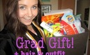 Graduation Gift Idea + Hair and Outfit!