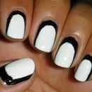 Silhouette/Ruffian Black&White