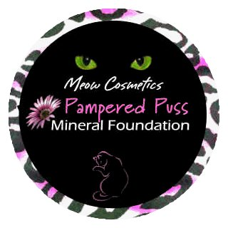 Meow Cosmetics Mineral Foundation