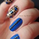 Blue Leopard
