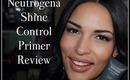 Review: Neutrogena Shine Control Primer