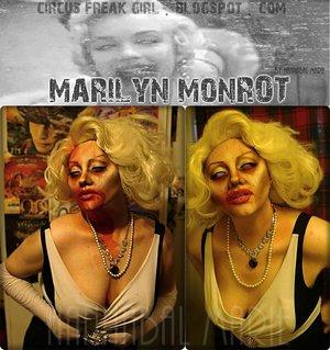 My Zombie Marilyn Monroe! <3