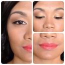 Fay Mateo | Makeup by Hannah Lebron