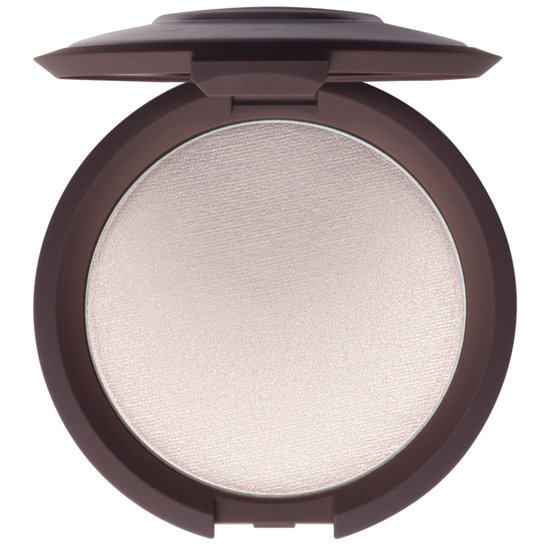 BECCA Shimmering Skin Perfector Pressed Pearl product smear.