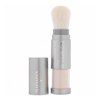 Colorescience Mineral Finishing Powder Brush-Clear Invisible Matte