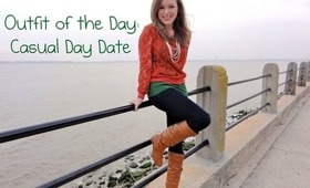 Outfit of the Day: Casual Day Date