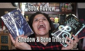 Book Review: Shadow & Bones Trilogy by Leigh Bardugo || Marya Zamora