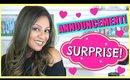 Surprise Announcement!