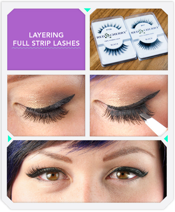 Learn To Apply Any Faux Lash Like A Pro Beautylish