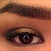 Bronzed Midnight Smoky Eye