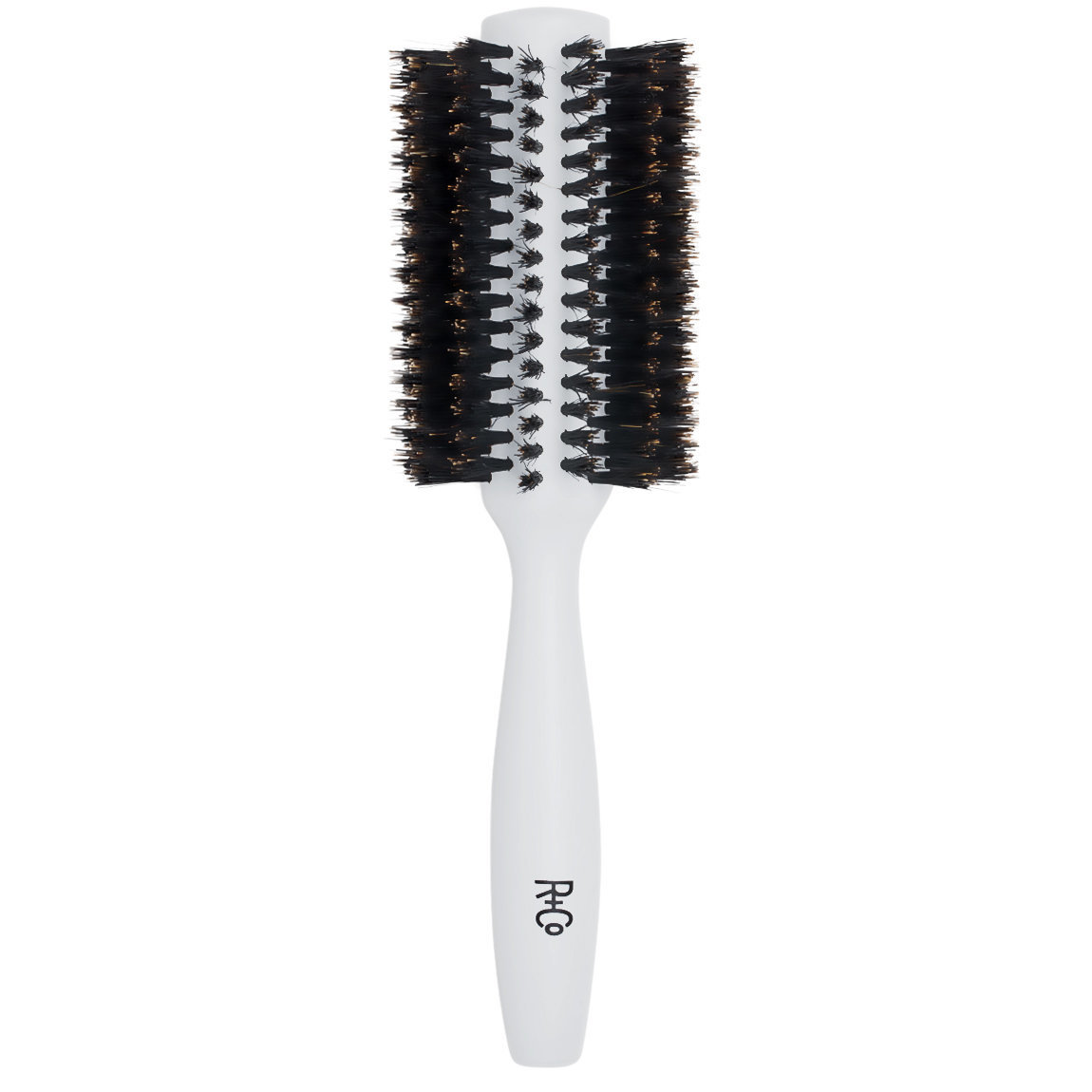 R+Co Round Brush 4 product smear.
