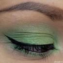 Mazzie Cosmetics eyeshadow - Lusty Lime