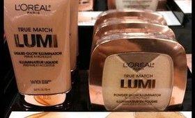 Review: Loreal Lumi Illuminators