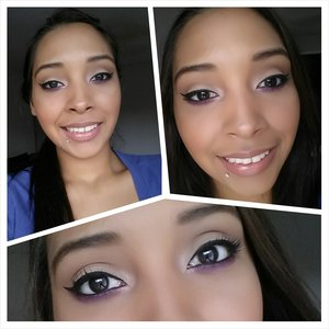 I used bhcosmetics partygirl & special occasions pallette for this look ??