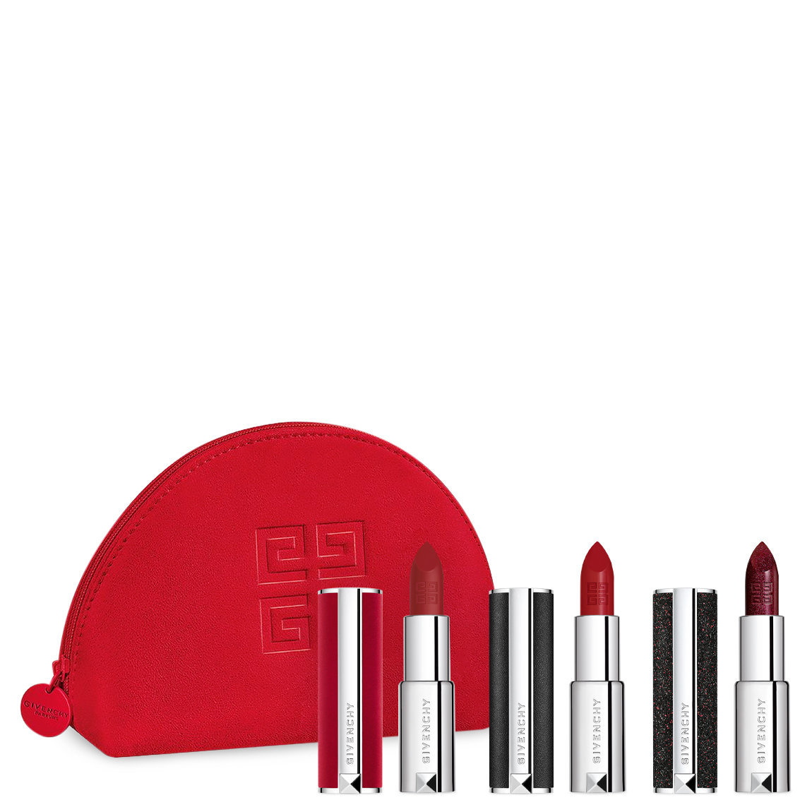 Givenchy Le Rouge Trio alternative view 1 - product swatch.
