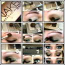 Smokey Eye Urban Decay Tutorial