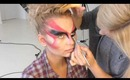 All Hollow Beauty Editorial Face Painting Kumodori Make-up.mp4