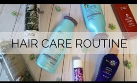 Hair Care Routine and Favorite Products