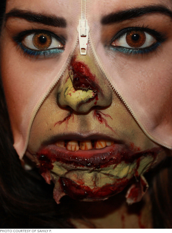 Photo Call: Halloween Makeup FX | Beautylish