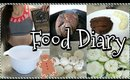Food Diary - What I eat to lose weight!
