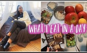 What I Really Eat In A Day | DAIRY FREE