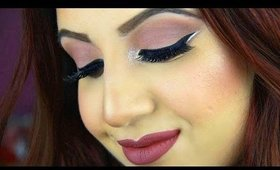 Cool Toned Mauve Fall Makeup Tutorial w/ Anastasia Modern Renaissance Palette - Makeup By Nicole