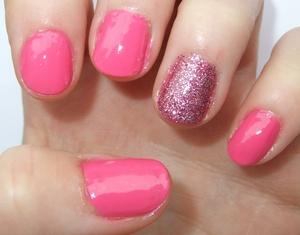 Week 1- Pink!  http://gretalrabbit.blogspot.com/2011/10/challenge-week-1-pink.html