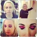 Practicing Fantasy Make-Up