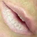 Nude Glitter Lips