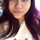 Purple hair 👩👩