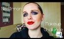 No Mirror Makeup Challange! HD