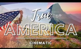 TRUE AMERICA | [USA Places] 2020 travel edition 🐙