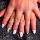 Silver & Gold Sparkles