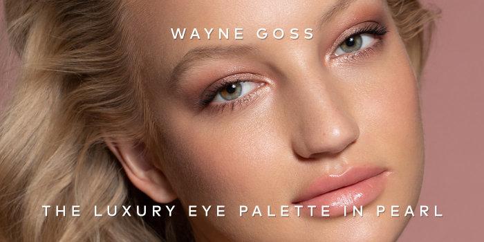 Shop Wayne Goss Pearl Luxury Eye Palette on Beautylish.com