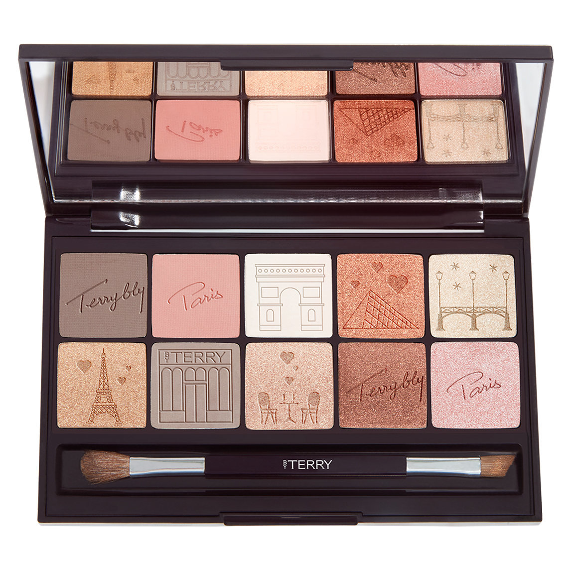 BY TERRY V.I.P Expert Palette Paris By Light product swatch.