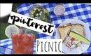 PICNIC FOOD IDEAS! GLUTEN FREE PINTEREST RECIPES! MEMORIAL DAY 2017