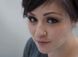 How-To: Leopard-Print Eyes