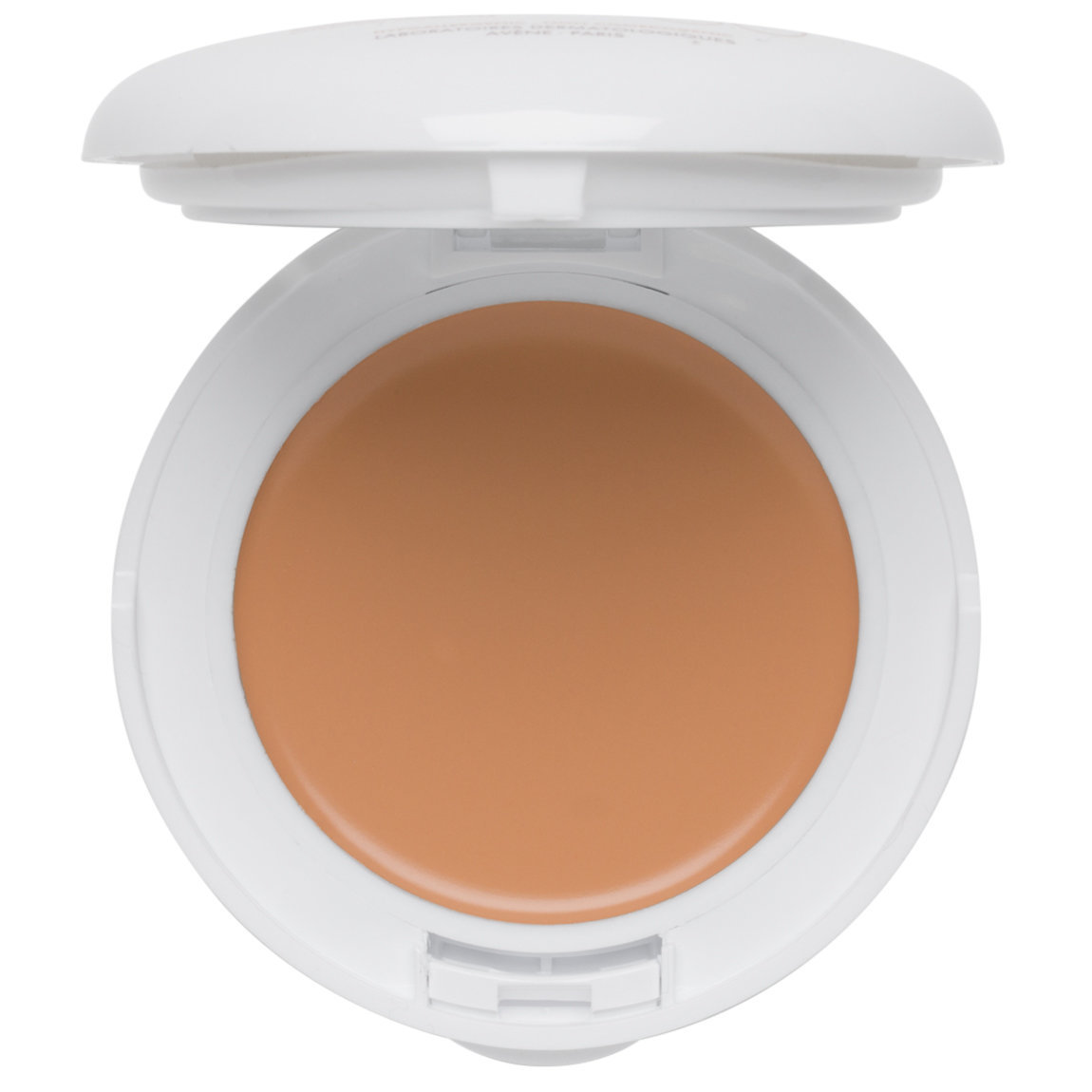 Eau Thermale Avène Mineral High Protection Tinted Compact SPF 50 Beige product swatch.