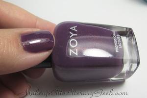 Zoya Tru My review: http://www.makeupchicliterarygeek.com/2012/01/swatch-review-zoya-true-collection.html