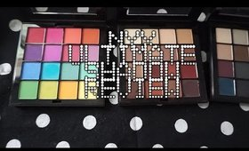 NYX ULTIMATE SHADOW REVIEW