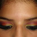 rainbow eyes :D