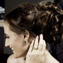 bridal updo created by https://www.facebook.com/GlitzGlamHairMakeup