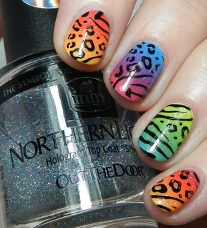 For more details: http://www.letthemhavepolish.com/2014/02/nailartfeb-californails-challenge-day_25.html
